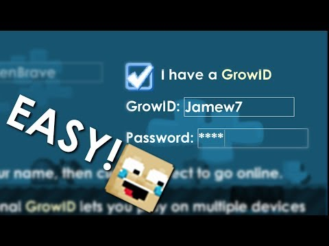 How to STEAL anyone PASSWORD!! - Growtopia ft. jamew7?! xD