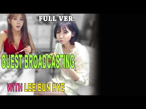 [1] 레이싱모델 이은혜 Hot guest Racing Model Lee Eun Hye - Huh Yun Mi Honey TV