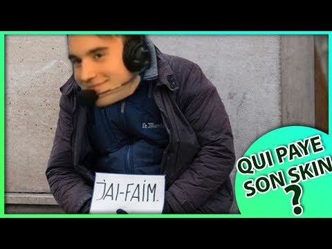 """Tio RUINÉ par """"QUI PAYE SON SKIN ?"""""""