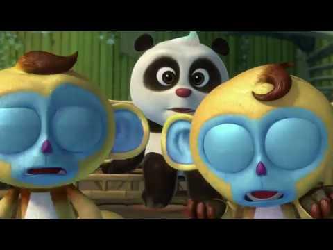 Krtek a panda epizoda 1 - Přítel z dálky