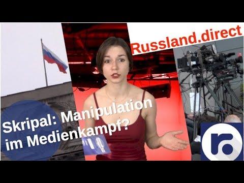 Skripal: Medienkampf mit Manipulation?