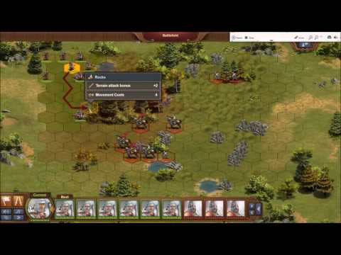 Forge of empires middle age combat