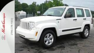 Used 2010 Jeep Liberty Dalton GA Chatsworth, GA #P8300A