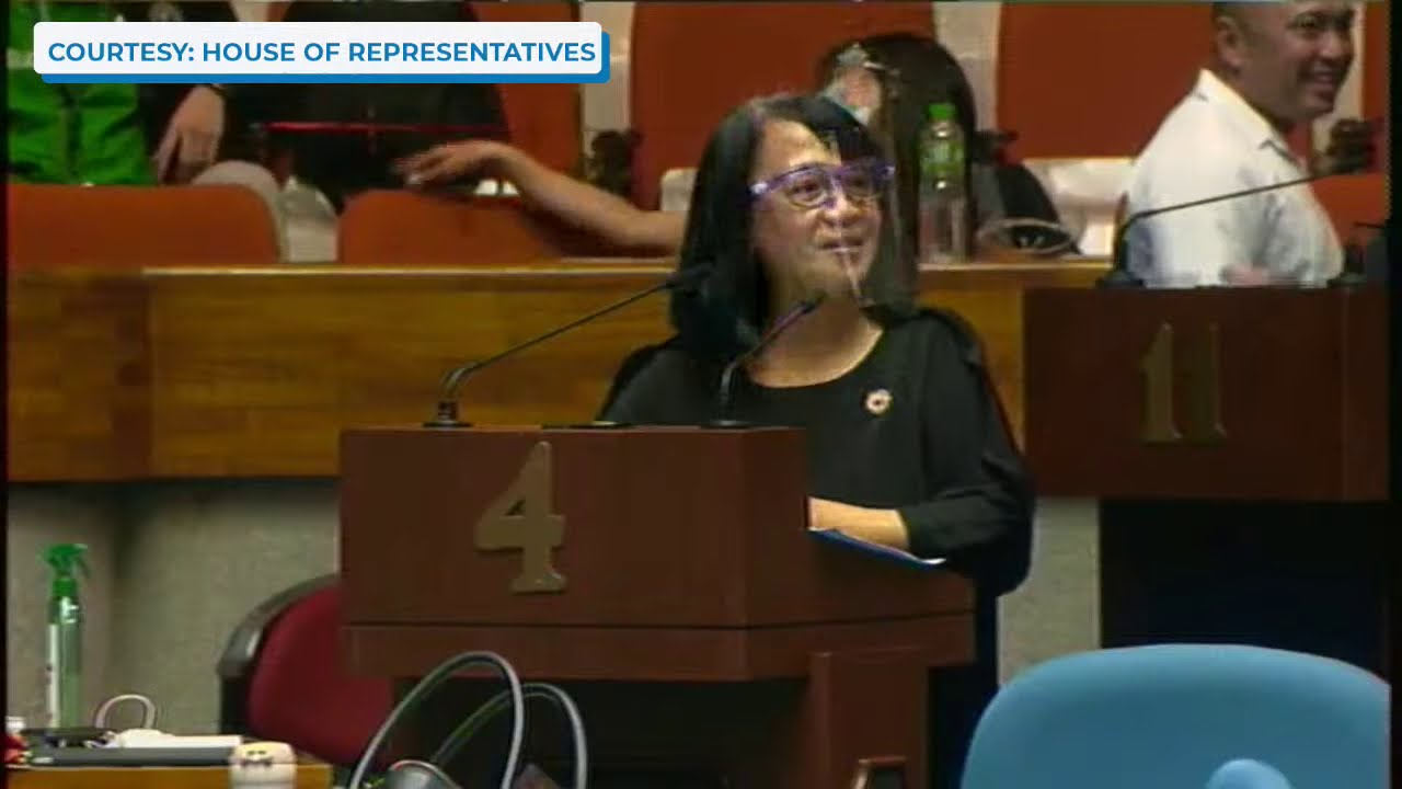 Last day of special session on proposed 2021 nat'l budget at House of Representatives