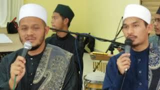 Nasyid Rahsia Bahagia dari Album pertama Qathrunnada cinta Agung