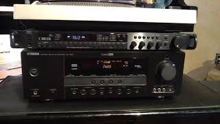 Carver preamplifier tuner CT-6