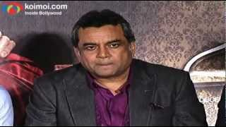 Rajeev Khandelwal, Tena Desae, Paresh Rawal launch Trailer of Table No. 21