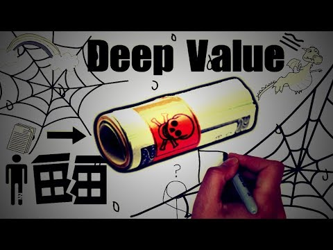 Deep Value Investing by Tobias Carlisle |  Animated Book Summary