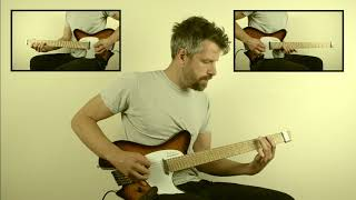 'Canary Yellow' Guitar Play through