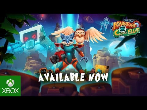 Skylar & Plux: Adventure on Clover Island - Launch Trailer