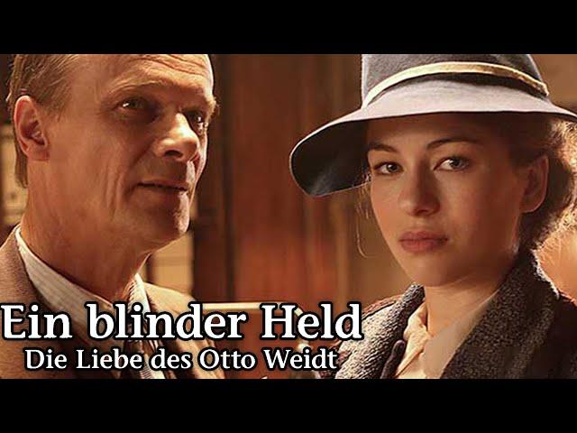 Ein blinder Held – Die Liebe des Otto Weidt (ganzer Film auf Deutsch, Drama in voller Länge) *HD*