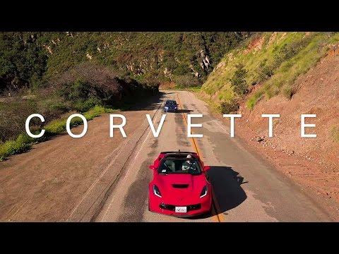 2016 Corvette Z06 Supercar - 650 Throbbing American Horse Power!