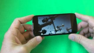 Fly IQ4405 Quad Evo Chic 1 - видео обзор
