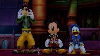 Kingdom Hearts HD 2.5 ReMIX - Kingdom Hearts Re:coded ~ The Movie / Secret Ending (English Subtitles)