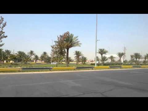 Airport St. Baghdad , Iraq