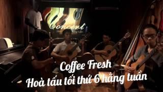 Gambar cover Hoa Tau Guitar   KHUUDUCHAI Music Class - Coffee Fresh