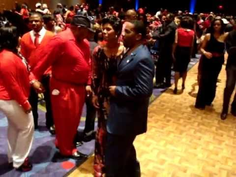 "Them Steppin Kats@GDI Heritage Ball In Atlanta,Ga ""2012"" Pt.3"