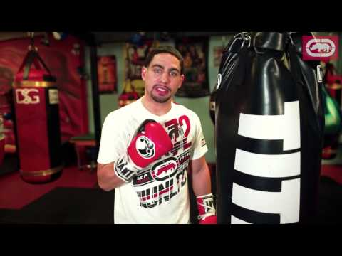 Danny Garcia: How To Box, The Right Hand