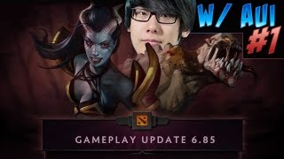 Dota 2 - Patch Analysis 6.85 with Aui_2000 & SUNSfan - Part 1