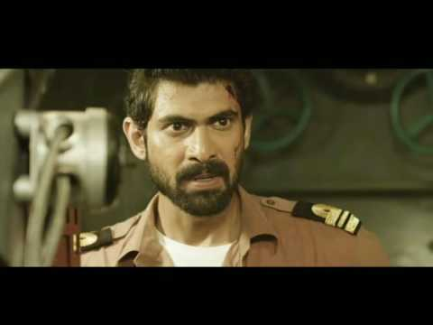 The Ghazi Attack hd official trailer 2017