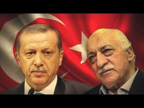 Destansı Bir Aşk Öyküsü: AKP ve FETÖ