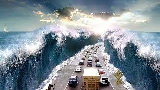 أكبر 5 أمواج تسونامي ضربت البشرية في التاريخ !!