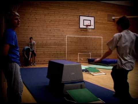 Free Running Sogndal 2007