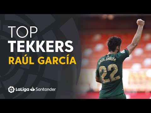 LaLiga Tekkers: Raúl García, doblete y un paso más cerca de Europa