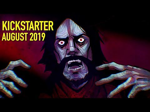Top 5 Best Indie Games On KickStarter | August 2019