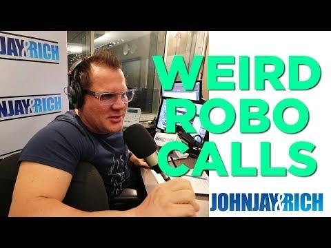 In-Studio Videos - Johnjay Got The Weirdest Robo Call!