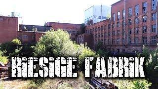 LOST PLACES | DIE RIESIGE ZUCKERFABRIK