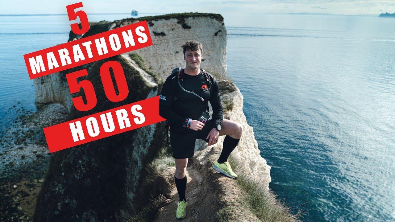 5 Marathons in 50 Hours video
