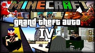 Minecraft | Grand Theft Auto | #4 Movin