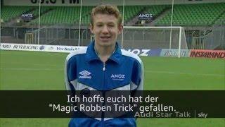 The Magic-Robben-Trick