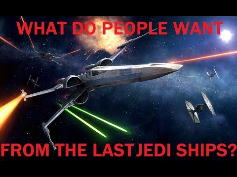 [X-WING] What Do People Want From TLJ Ships?