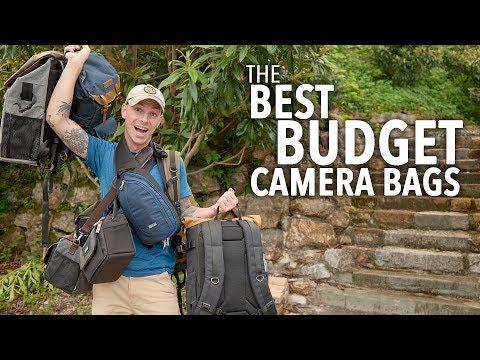 8 Budget Camera Bags (2019)