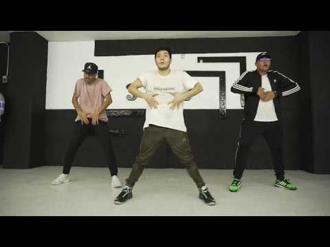 Daddy Yankee  Ella me levanto  Choreography  Adrian Rivera ft Luiiguii Castro Collab Class