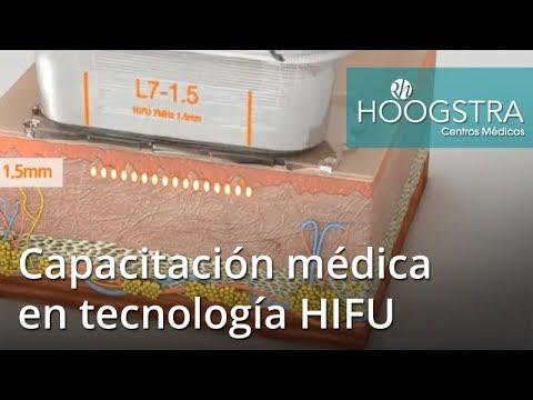 Capacitación médica en tecnología HIFU (18139)