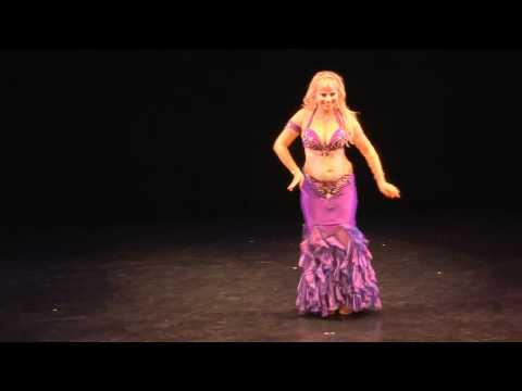 טניה קרפליוק  Tania Belly Dance Spring Festival Competition 2012