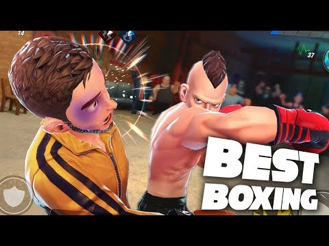 Best Boxing Games On Android - IOS