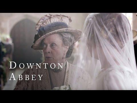 Wedding Day Turns into a Disaster | Downton Abbey | Season 3 - YouTube