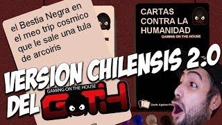 EL REGRESO DE: Cartas Contra la Humanidad (del goi)! en Español - GOTH