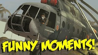 CS:GO - PLAYING IN A HELICOPTER,THE MOST EPIC FAIL EVER (FUNNY MOMENTS)