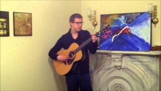 Justin Vernon - Sweet, Sweet Magdalene (Cover)