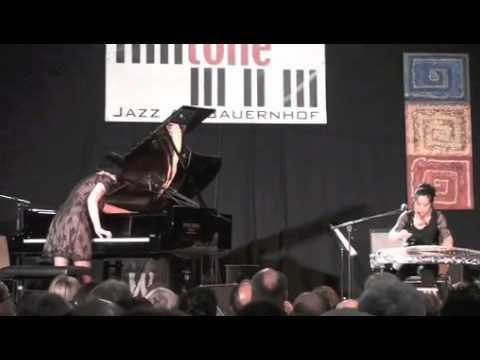 Aki Takase & Xiu Feng Xia Live at Inntoene Festival 2.