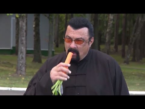 STEVEN SEAGAL (Officia...