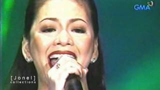 Through The Rain (Highest Version) - Regine Velasquez