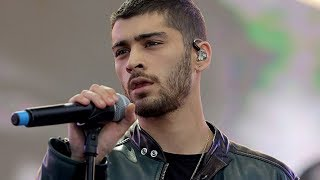 Zayn Malik Offers Fans Help with Anxiety Issues