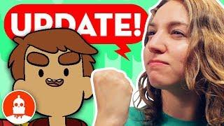 Bravest Warriors Premiere Announcement! + NEW Cartoons Coming Soon! August Update - Cartoon Hangover