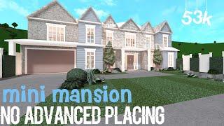 NO ADVANCED PLACING mini MANSION 53k